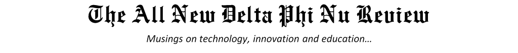 The All New Delta Phi Nu Review