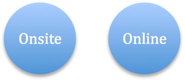DGMD-60 Onsite-Online-Dichotomy